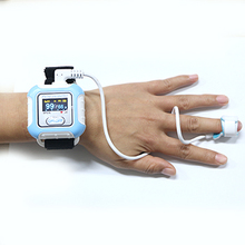 wrist Finger Heart Rate Monitor Spo2 Sensor Medical Mini Health Test Equipment with Cheap Price FDA CE