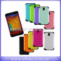 Galaxy Note 3 Cool Armor Combo Cell Phone Shell Cover