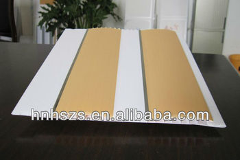 High Quality PVC Indoor Decoration Panels 2017