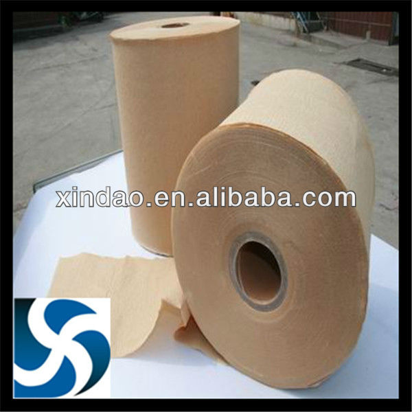 electrical insulation crepe paper/ crinkled paper