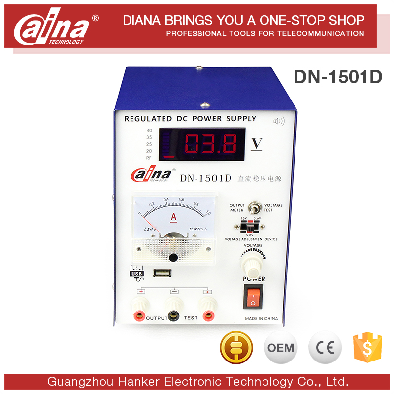 Daina DN 1501D ac dc 220v portable adjustable uninterruptible usb power supply
