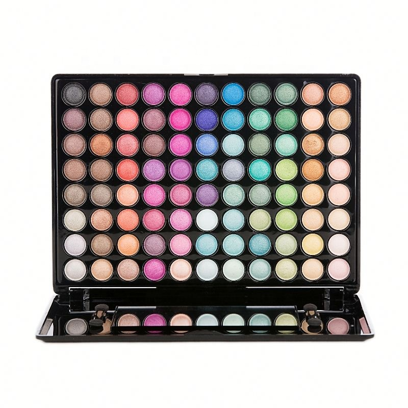Beauty product 88 color eyeshadow, makeup factory price 88eyeshadow colors for brown <strong>eyes</strong> wholesale