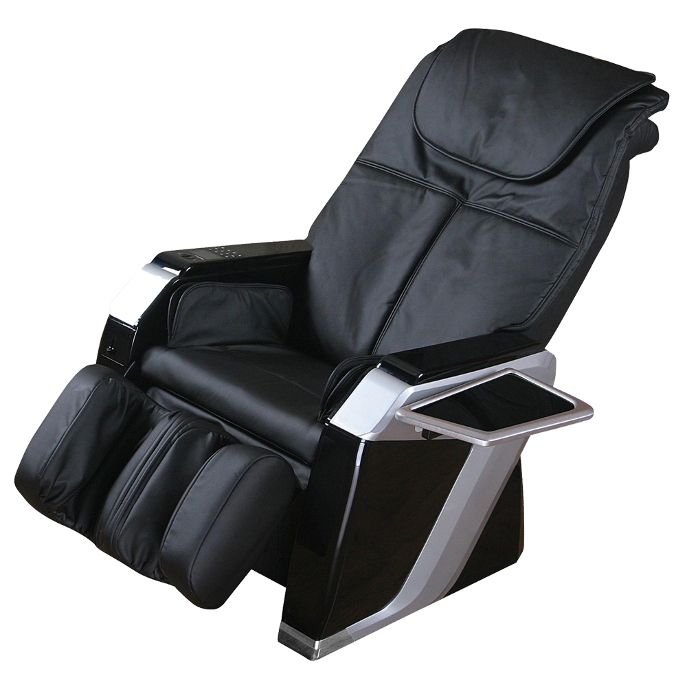 Most Popular Coin or Bill Operated Full Body Airbag Massage Chair Real Relax(RT-M12)