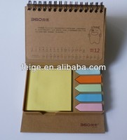 Calendar Sticky Note Desk Stationery