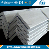 Best Quality 60 Degree Equal Galvanized Angle Steel for Construction Building