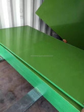 Green Plastic Film Faced Plywood