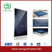 High quality poly solar panel, poly solar modules with CE,CEC,TUV,IEC,ISO certificates