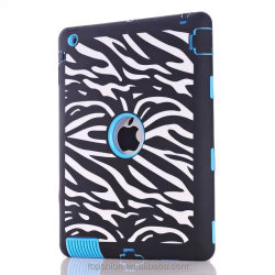 Hybrid Combo Case For iPad, For iPad 3 in 1 Case Cover