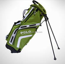 Golf products manufacturers leather light Weight Stand Golf Bag