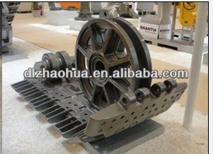 QUY 50 Sprocket for Crawler Crane