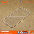 OEM For Samsung Galaxy S6 edge ultra thin case clear TPU case