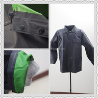 Waterproof Rubber Rain Jacket Rain Pant Rainsuit