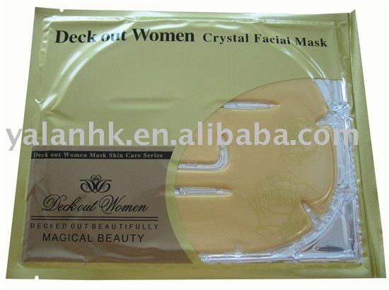 24K Gold Collagen Anti-wrinkle Moisturizing Face Mask Pack