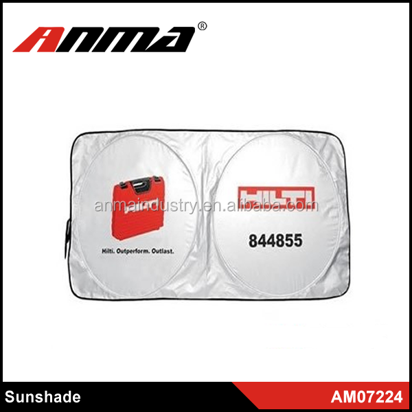 ANMA high quality Customize front window tyvek sunshade