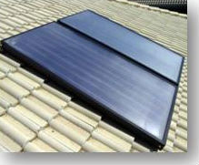 2014 New Design Flat panel Solar Collector