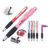 2017 New design perfume design gift pen stylus pen with phone holder stand