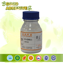 water soluble polyurethane resin pu spray adhesive glue