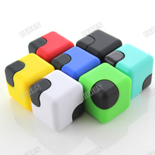 High Quality 2017 New Wholesale Fidget Spinner Cube Dice Spinner