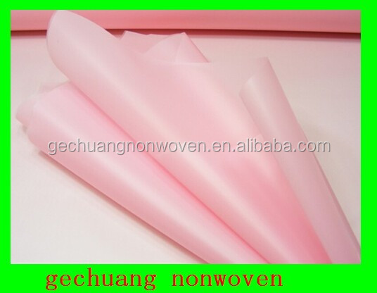 26g Beautiful florist flower wrapping <strong>paper</strong>,colorful crepe <strong>paper</strong> in 50*50cm, 35*10m