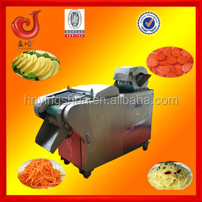 2018 new arrival industrial multipurpose electric vegetable cutting machine