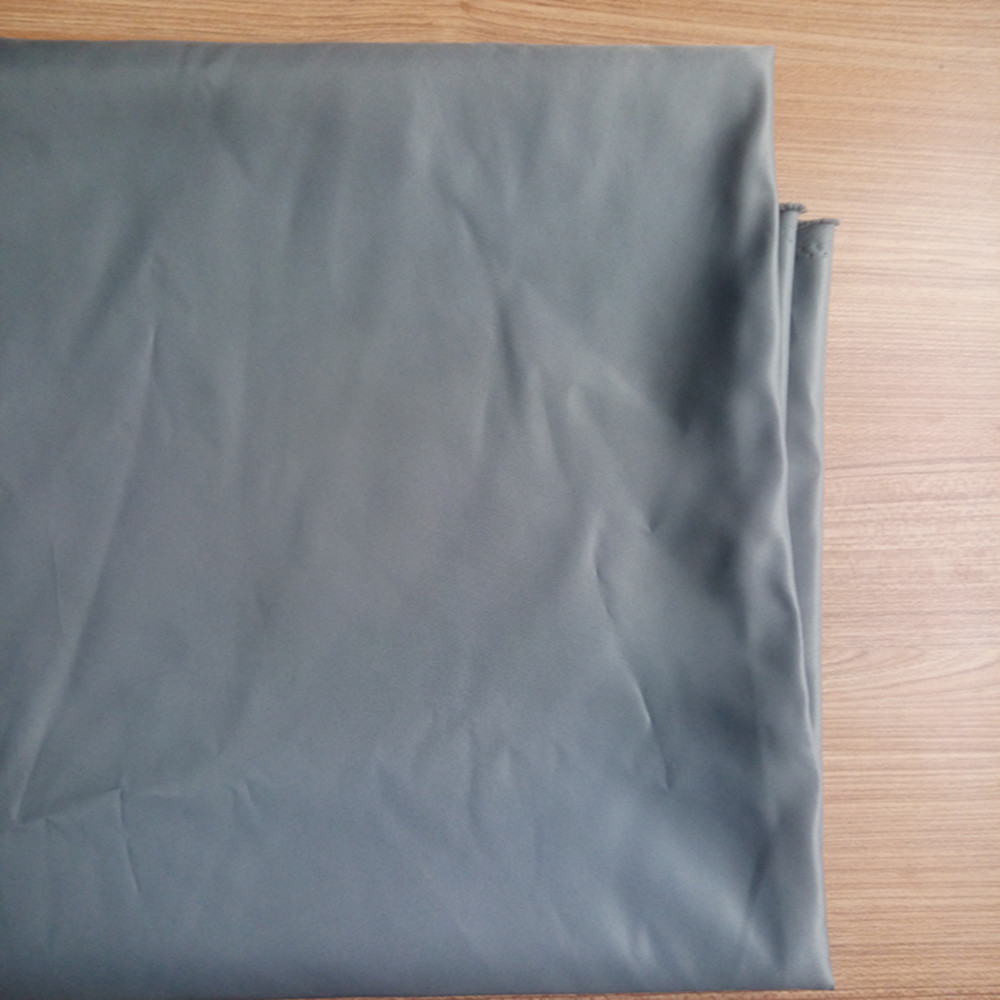 100% polyester microfiber fabric with water proof,china supplier high quality 100 polyester micro fiber peach skin fabric