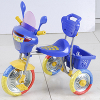 Low price baby tricycle ,plastic baby tricycle for kid ride on with three wheels