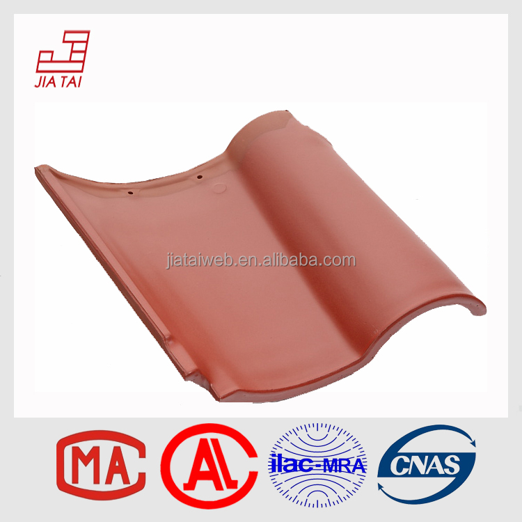 RS-822 architectural energy-saved Spanish clay roof tile