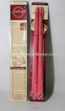 Relieve stress ear candle ,improve ear hearing beeswax candle , remove earwax candle