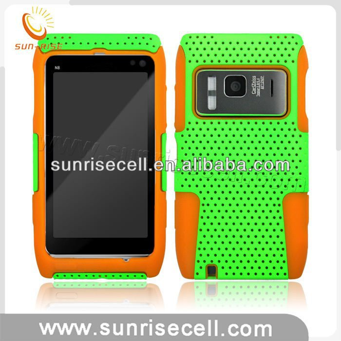 Newest Combo mobile phone cover for Nokia N8 case