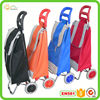 Hand shopping trolley laptop designer travel bags