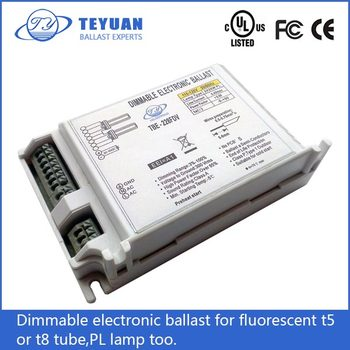 digital ballast dimmable for fluorescent lamp