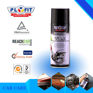 Anti-UV dashboard polish wax spray cockpit cleaner