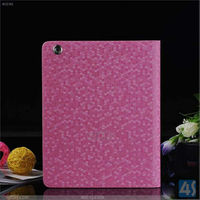 New products Diamond Pattern ultra thin smart cover Case for iPad 5 air case leather