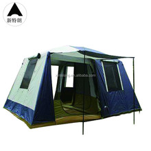 Outdoor Entertainment 4 person family camping tent