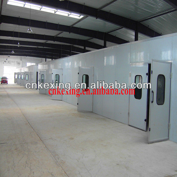 furniture spray booth