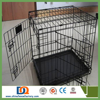 2013 modular dog cage ,2 sliding doors ,pet product hg
