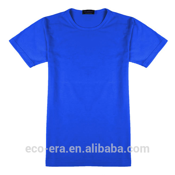200g 15 Lycra 85 Cotton Round Neck , T shirts For Men , Custom Logo , Custom Labels , Factory Wholesale Clothing