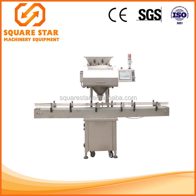 Factory manufacturing automatic tablet count machine
