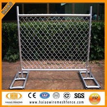 Top selling ISO certification high quality diamond mesh temporary fencing