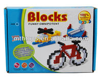 toys plastic magnetic building blocks