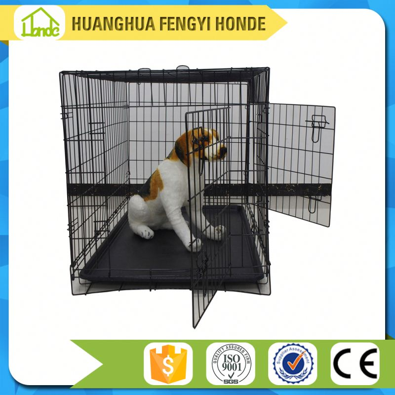 China Easy To Use Best Sale Metal Dog Cage Company