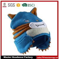Funny winter ski hat