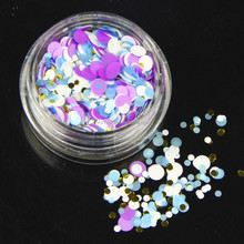 Bulk Cosmetic Glitter Sequins Nail Art Glitter Powder