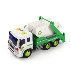 Mini alloy vehicle model farmers truck pull back kids toy tractor