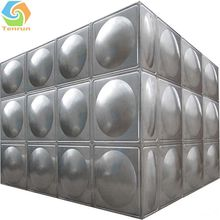 Hot selling 1000 liter 304 assembled stainless steel water tank(high quality)