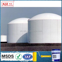Epoxy mastic two pack tank paint
