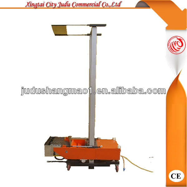 XJFQ-1000 rendering cement machine suitable for cement/gypsum/sand/lime/mortar