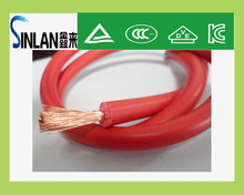 copper conductor pvc insualtion UL certificate battery jumper car cable