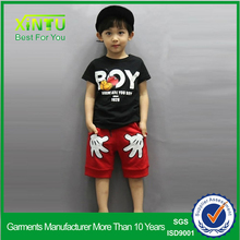 2017 custom made cheap european kids clothes