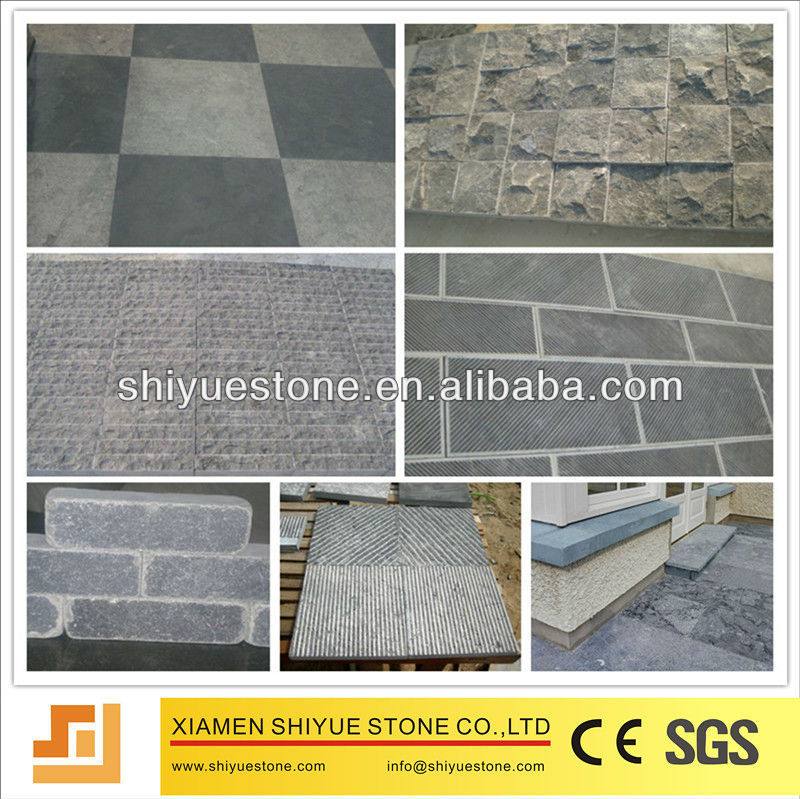Chinese Cheap Blue Limestone
